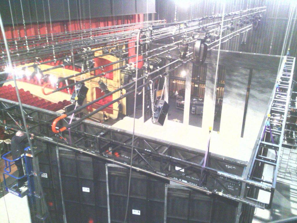 Ballet Nacional en el Teatro Calderón de Valladolid