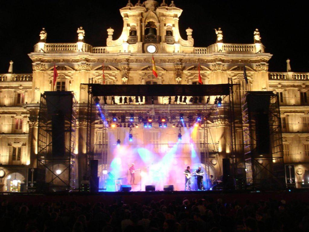 Coti en Salamanca