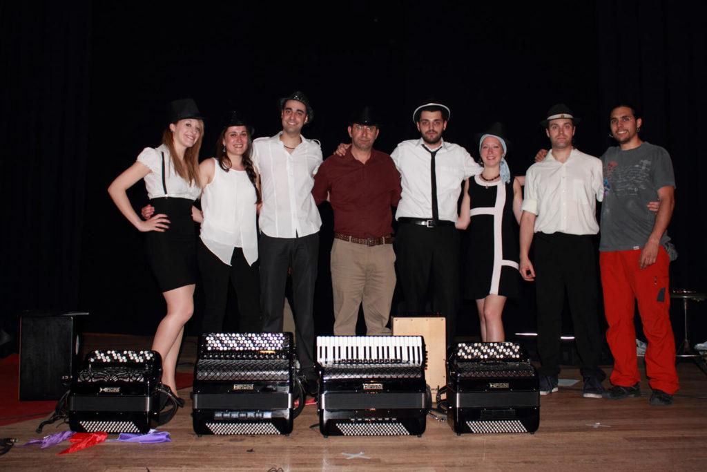 L'acorde Onda Band en Salamanca