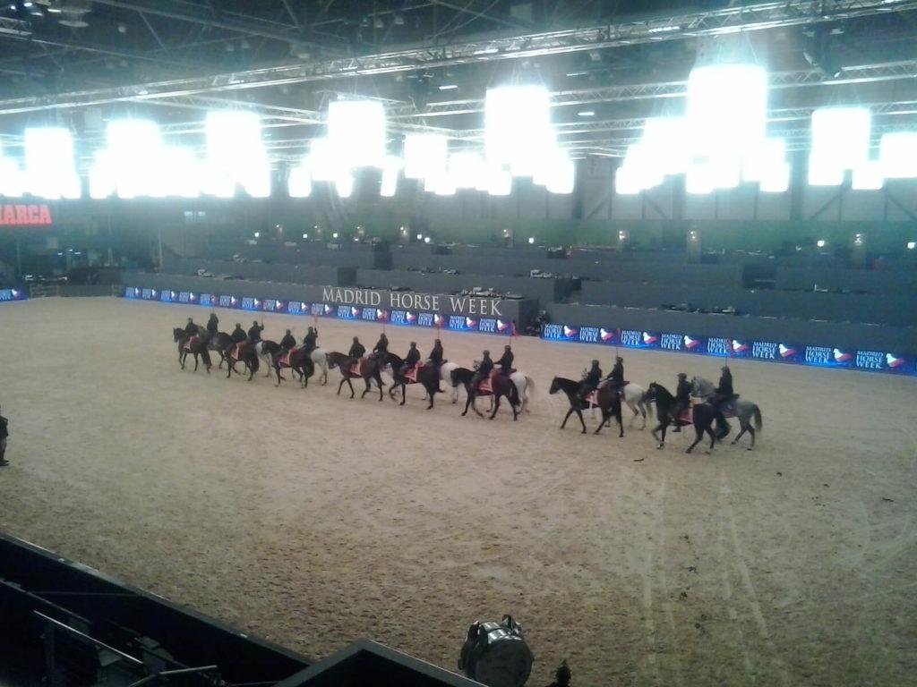 Madrid Horse week 2015