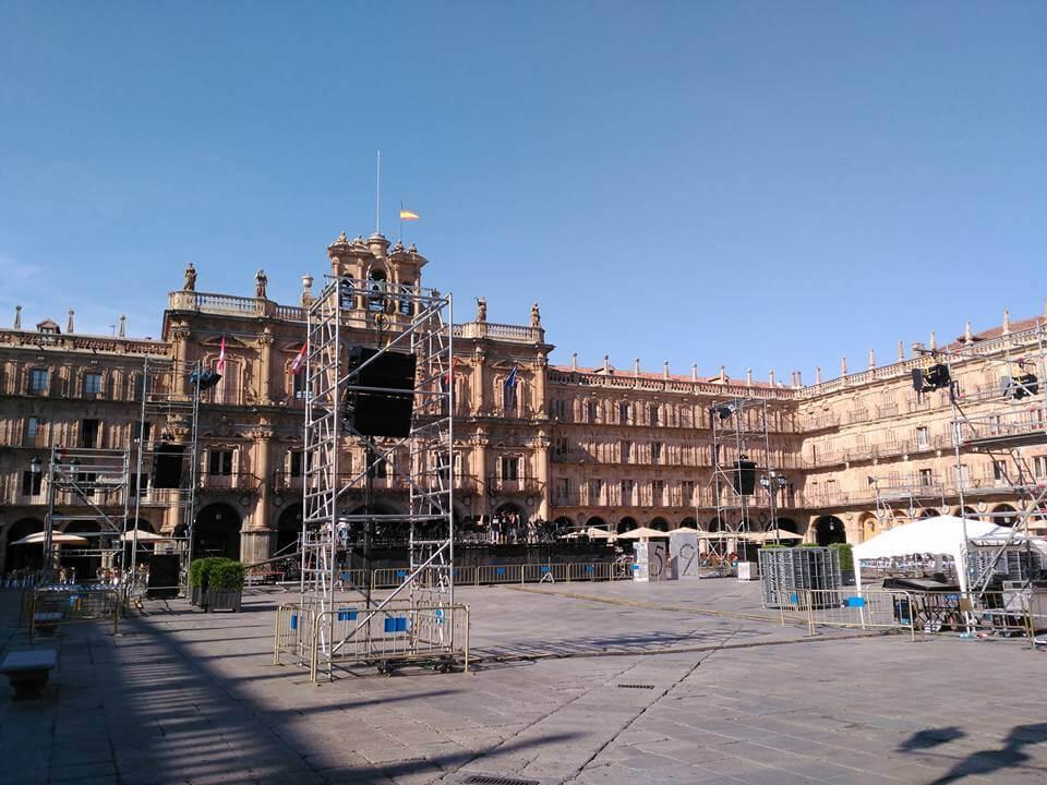 Orquesta sinfónica de CYL en Salamanca 6